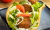 Dino's Gyros - Multiple Locations: Mediterranean and Greek Food at Dino's Gyros (27% Off). Four Locations Available.