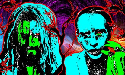 Rob Zombie & Marilyn Manson: Twins of Evil on Friday, July 20, at 7 p.m.