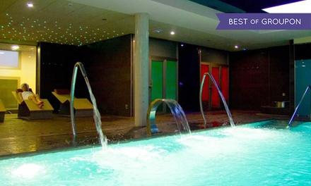 Calatayud: 1, 2 o 3 noches en habitación doble o superior con media pensión y acceso a spa en Hotel Castillo de Ayud