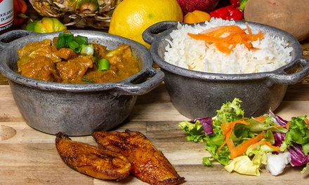Two-Course Takeaway Meal for One, Two or Four with a Drink from The Dutchie (Up to 23% Off)