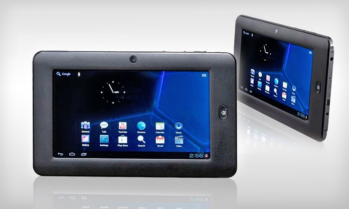 "Double Power 7"" Android Tablet: $76 for a Double Power 7"" Tablet ($99.99 List Price). Free Shipping and Free Returns."