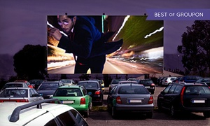 Dependable Drive-In: $16 for a Drive-In Movie for Two with Drinks and Popcorn at Dependable Drive-In ($26 Value)