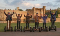 Leeds Castle Segway Tour for Two or Four with Southern Segway (Up to 58% Off)