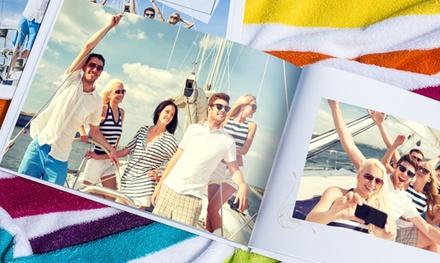 1 o 2 foto-libros gruesos en formato A4 vertical u horizontal de 100, 120 o 140 páginas desde 13,99 € con Colorland