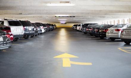 3, 7 o 10 giorni di parcheggio custodito all'Aeroporto di Fiumicino con Your Car Valet (sconto fino a 54%)