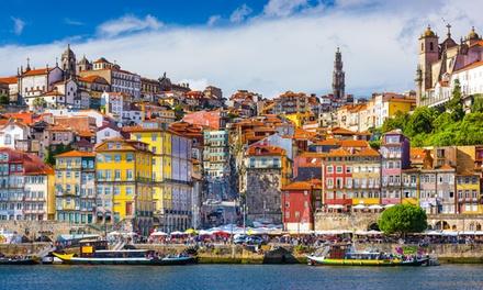 Oporto: 2 noches para 2 con entrada a Recinto da Boeira, visita a bodega y opción a crucero en el Hotel Moov Porto Norte