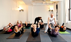 Keshava Radha Yoga: Five, Ten, or Twenty Yoga Classes at Keshava Radha Yoga (Up to 78% Off)