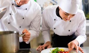 Imparo a Cucinare: Corso di cucina a scelta di 3 ore (sconto fino a 81%)