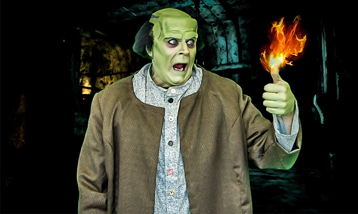 """""""Young Frankenstein"""" - Multiple Locations: One Ticket to """"Young Frankenstein: The Musical"""" at Byham Theater on March 5–15 (Up to 60% Off)"""