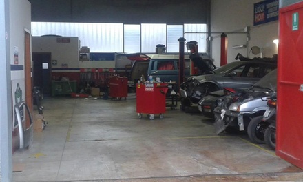 Tagliando auto e cambio olio a 64,90€euro