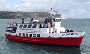 City Cruises: Child or Adult Ticket to Poole Harbour and Islands Cruise with City Cruises (Up to 36% Off)