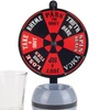 Spin-the-Wheel Shot Glass Drinking Game