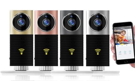 Cámara inteligente CleverDog para vigilar a la mascota con opción a tarjet SD
