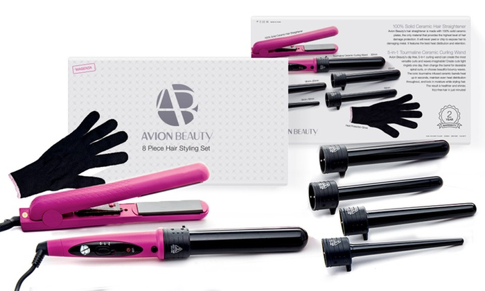 Up To 83 Off On Avion Beauty Tools Livingsocial Shop
