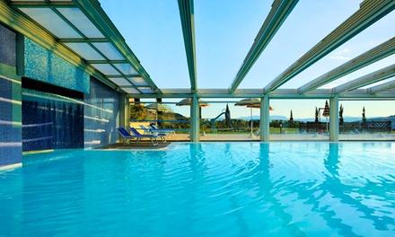 Casole d'Elsa: fino a 7 notti per 2 persone con colazione, Spa, massaggio e cena presso Relax Hotel Aquaviva 4*