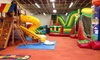 Up to 40% Off on Indoor Play Area at Jump, Rattle & Roll