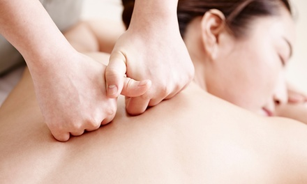 Rugschoudernek massage van 30 minuten bij TREATMENTS in hartje Arnhem