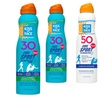 2-Packs of Kiss My Face Cool Sport Sunscreen Sprays