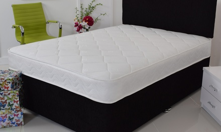 Dream Catcher Cool Touch Memory Foam Spring Mattress With Free Delivery