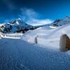 Stubaier Alpen:Übernachtung in einem Iglu mit Snowtubing
