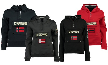 Sudadera con capucha Geographical Norway
