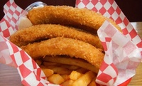Up to 54% Off Fish 'n' Chips Meal at  Ballard Brothers Seafood and Burgers