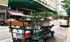 Pedal City - Nebraska: Surrey Bike Rentals and Private 14-Passenger Bike at Pedal City (Up to 48% Off)