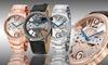 Stührling Original Men's Elegant Skeleton Watches: Stührling Original Men's Elegant Skeleton Watches