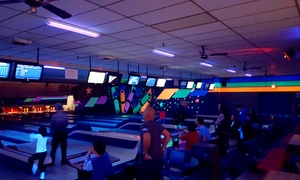 Lakeside Lanes: Candlepin Bowling with Shoe Rentals and Sodas for Two, Four or Up to Eight at Lakeside Lanes (45% Off)