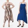 Sociology Women's Plus-Size Sharkbite Dress (Size 2X)
