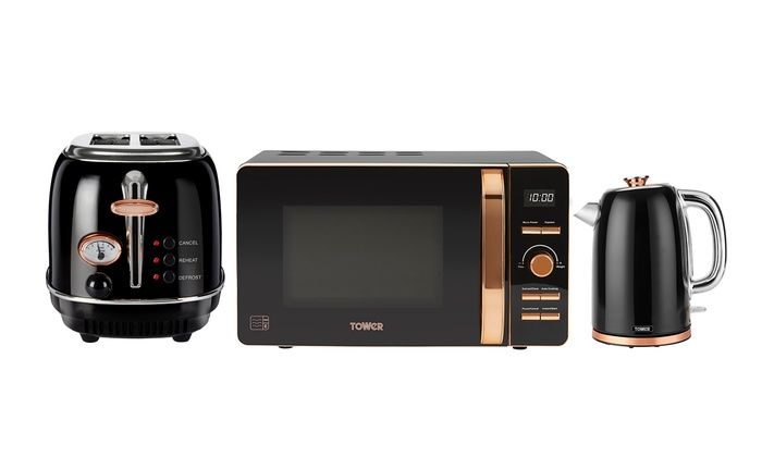Tower Kitchen Appliance Set Groupon