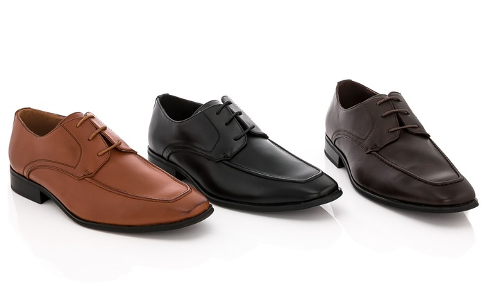 Franco Vanucci Remy Men's Lace-Up Dress Shoes