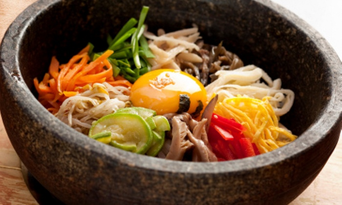 K-Pop Korean Restaurant - San Francisco: $15 for $30 Worth of Korean Food and Drink at K-Pop Korean Restaurant
