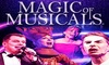 "Dinnershow ""Magic of Musicals"""