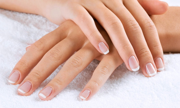 Le Petit Salon - Paula Andrea Salazar - Glenvar Heights: One or Three Regular or French Acrylic Manicures at Le Petit Salon - Paula Andrea Salazar (Up to 56% Off)