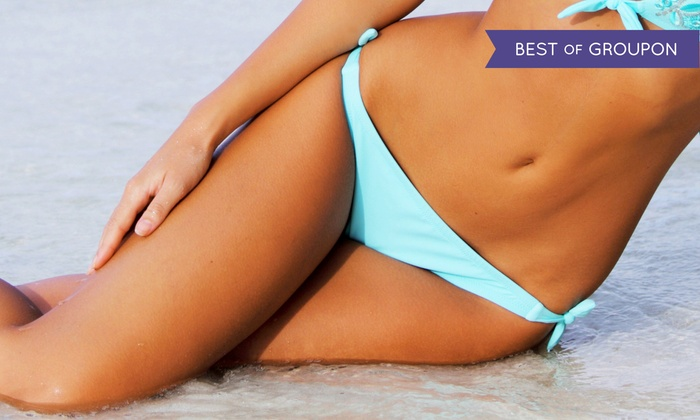Red and White Spa - SoHo: One Bikini Wax or One or Two Brazilian Waxes at Red and White Spa (Up to 65% Off)