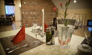 Restauracja Pod Orzechem: 3-daniowa uczta z zupą, daniem głównym i deserem od 64,99 zł w Restauracji Pod Orzechem (do -38%)