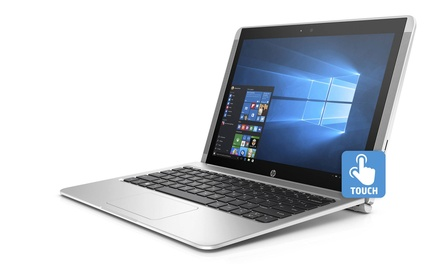 HP Pavilion 12 2-in-1 Touchscreen Laptop with Intel Core M3-6Y30 CPU (Refurbished – Open Box)