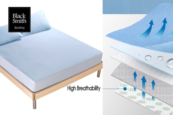 80 off from 99 for black smith smart cool pillowcase for Beds 80 off