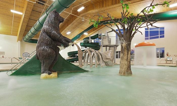 Bear Foot Bay Indoor Water Park From 11 Prairie Du Chien Wi