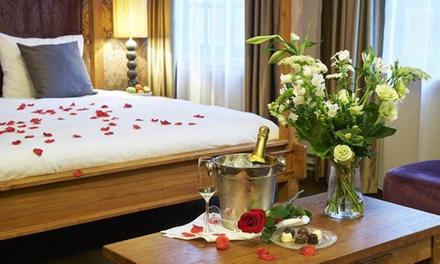 ZuidLimburg: comfort/deluxe 2persoonskamer of suite met ontbijt & naar keuze 3 of 5gangendiners in Hotel Gulpen