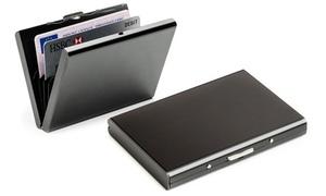 1 à 6 porte-cartes RFID