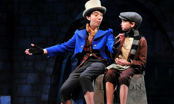 """Oliver!"" - Multiple Locations: Pittsburgh Musical Theater Presents ""Oliver!"" on October 22–25"