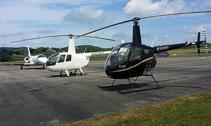 Detroit River Helicopter Tour