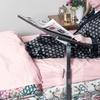 DMI Deluxe Bed Tilt-Top Table