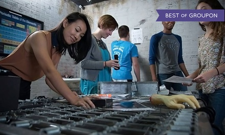 Escape-Room Game at Breakout Orange Beach (Up to 48% Off). Five Options Available.