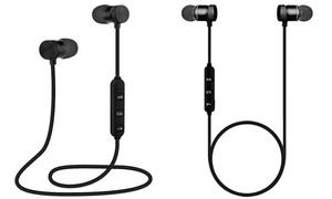 SoundBot SB566 Sports Earbuds Wireless Bluetooth 4.2