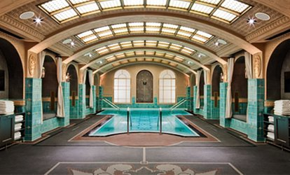 Massage or Facial Spa Packages with Roman Bath at  Reliquary Spa at Hard Rock <strong>Hotel</strong> & Casino (Up to 43% Off)