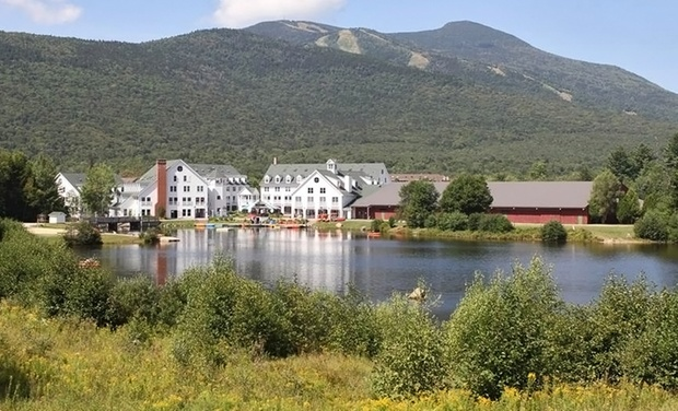 Town Square Condominiums - Waterville Valley, NH: Stay at Town Square Condominiums in Waterville Valley, NH, with Dates into December