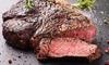 Steak, Beilagen, Desserts, Drinks